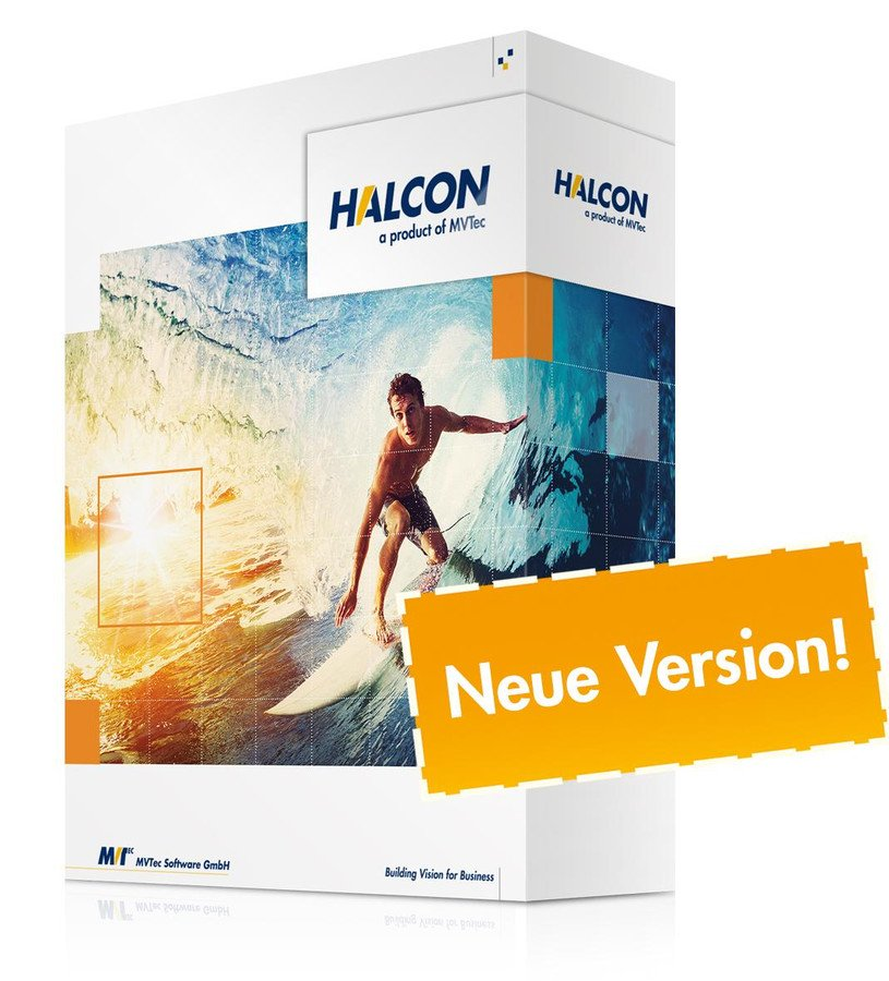 HALCON a product of MVTec